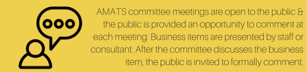 Public Involvement Statement