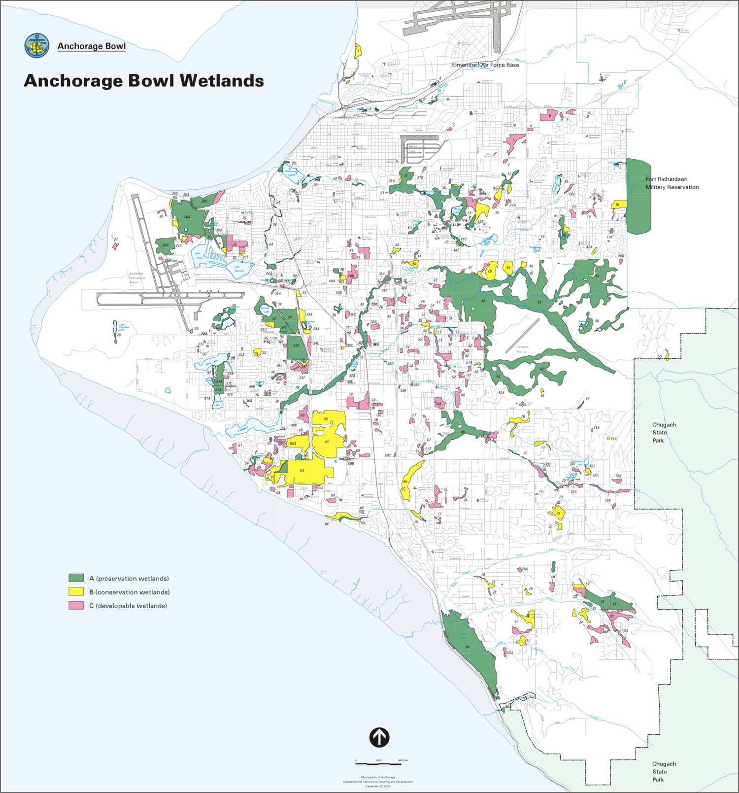 Long range planning wetlands map wetlands permit anchorage gumiabroncs Image collections