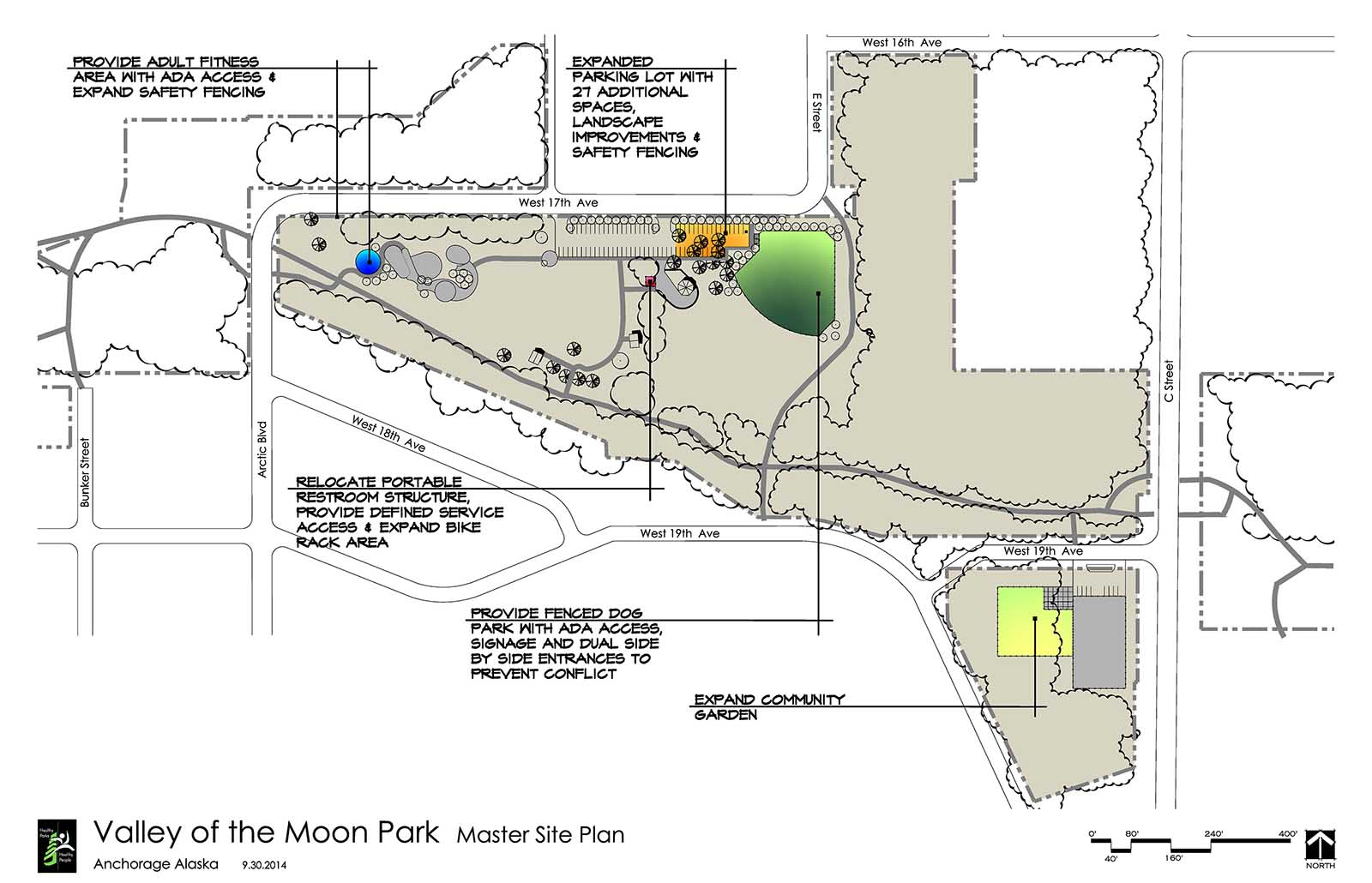 valley of the moon park improvements