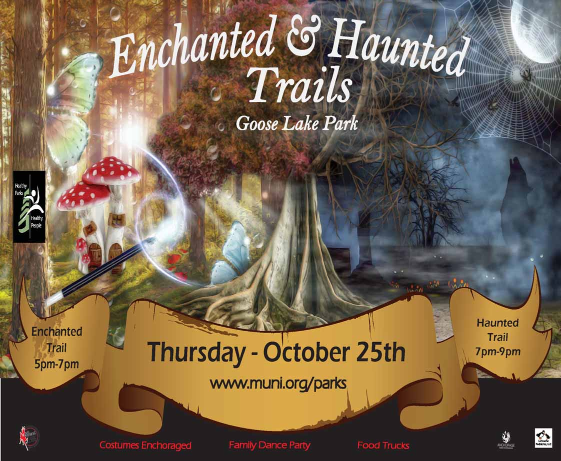 enchanted haunted trails. Black Bedroom Furniture Sets. Home Design Ideas