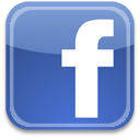 Facebook Icon and Linc to Facebook site.